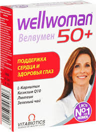 <b>Велвумен 50</b>+ таб. 984мг №<b>30</b> (БАД) — купить в интернет ...