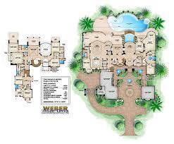 Tuscan House Design   Palacio House Plan   Weber Design GroupPalacio House Plan