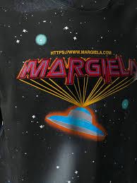 <b>Maison Margiela</b> '<b>Flying</b> saucer' T-shirt - Farfetch