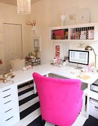 inspiring feminine home office decor ideas for your dream job awesome glamorous work home office