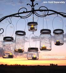 diy party lanterns 12 wide mason jar hangers for wedding candles flowers or string lights blue mason jar string lights