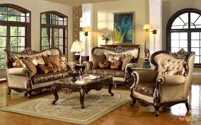 antique looking furniture cheap. antique style traditional wing back formal living room furniture looking cheap f