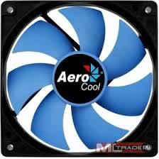 <b>Вентилятор Fan Aerocool Force</b> 12 PWM / 120mm/ 4pin/ Blue blade