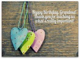 Grandma Birthday Wishes: Grandmother Birthday Messages via Relatably.com