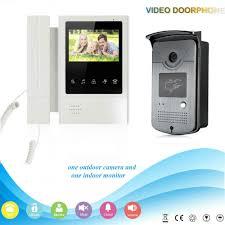 Online Shop <b>YobangSecurity</b> Home <b>Security Video Intercom</b> 4.3 ...