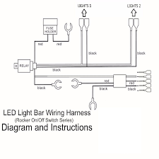 mictuning switch wiring diagram mictuning image led light bar on off laser 5 pin rocker switch relay fuse wire on mictuning switch