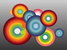 Resultado de imagen de circulos concentricos