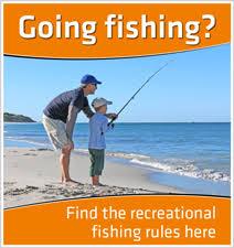 Recreational <b>fishing</b> licences