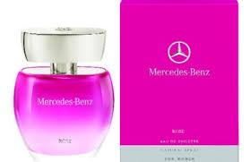 <b>Туалетная</b> вода <b>Mercedes Benz ROSE</b> 30 мл - купить в интернет ...