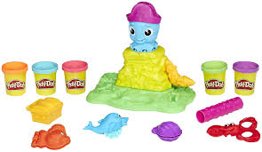 Купить набор для лепки из пластилина <b>Hasbro Play</b>-<b>Doh Веселый</b> ...