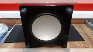 <b>Активный сабвуфер Monitor Audio</b> Radius 370HD купить в ...