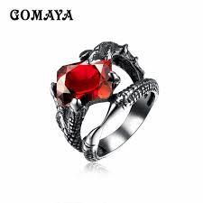 <b>GOMAYA</b> Punk Rock Classic New Unique Lion Head <b>316L</b> ...
