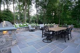 stone patio installation: chatham new jersey stone patio installation