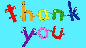 Image result for cartoon thank you