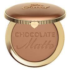 Chocolate Soleil <b>Matte Bronzer</b> - <b>Too Faced</b> | MECCA