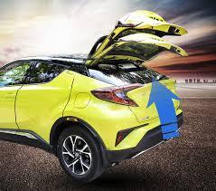 <b>Электропривод двери багажника CHN</b> для Toyota C-HR (Тойота ...