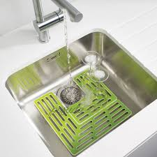 <b>Подложка для раковины</b> SinkSaver 28 см пластик ABS/резина ...