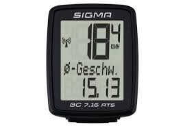<b>Велокомпьютер Sigma Sport BC</b> 7.16 ATS