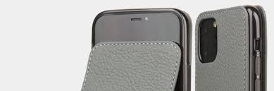 Кожаные <b>аксессуары</b> класса LUX: чехлы для iPhone, iPad и ...