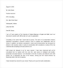 sample consulting cover letter     download free documents in pdf    sample consulting cover letter
