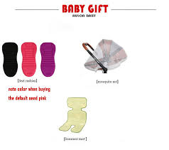AULON 3 in 1 <b>Baby</b> Stroller <b>360 Degree Rotate</b> Carriage Gold ...