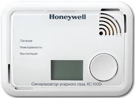 Купить Сигнализатор угарного газа <b>Honeywell XC100D</b>-<b>RU</b> в ...
