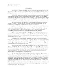 narrative essay college how to write a personal narrative essay for college