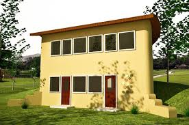 Earth bermed Natural House PlanEarth bermed Natural House