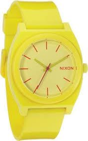 <b>Часы NIXON Time Teller</b> P neon yellow, купить, цена с фото ...
