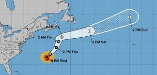 Storm Updates: Imelda Drenches Texas As Humberto Menaces ...