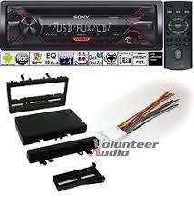 sony cd car stereo radio kit dash installation mounting with Wiring Harness For Sony Car Stereo image is loading sony cd car stereo radio kit dash installation 16 pin wiring harness for sony car stereo