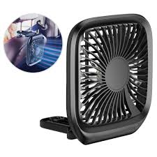 <b>Baseus</b> Foldable <b>Vehicle</b>-mounted Backseat Fan <b>car</b> headrest micro ...