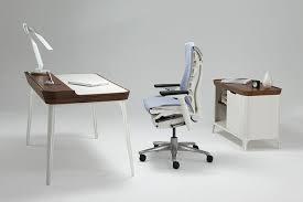 chair contemporary desk furniture home office ideas interior creative small design combined with chic low cabinet futuristic chic designer desk home
