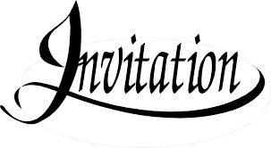 「invitation」の画像検索結果
