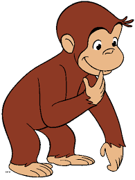 Why do you Call Curious GeorGe A MONKEY
