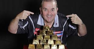 Phil Taylor aiming for world title after banking £5million in prize money