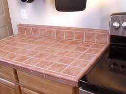 diy tile kitchen countertops: diy laying a tile counter top