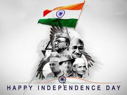 short essay on 15th the independence day of the independence day of