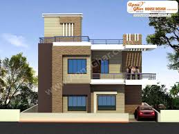 modern beautiful duplex house design in 920 square feet beautiful fresh home