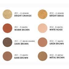 <b>O</b>.<b>TWO</b>.<b>O 4 Colors</b> Long lasting Pearlescent Matte Eye Shadow ...