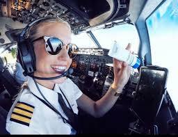 İsveçli pilot sosyal medyada fenomen oldu