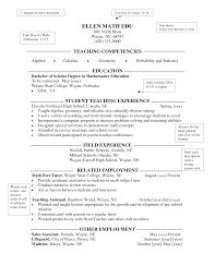 sample teacher resume  tomorrowworld cosample teacher resume