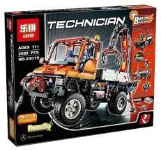 Электромеханический <b>конструктор Lepin</b> Technican <b>20019</b> ...