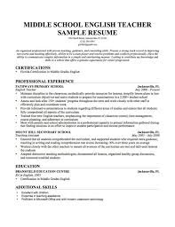 Teacher Resume Example Emphasis   Resume Objective Examples For Dotxes