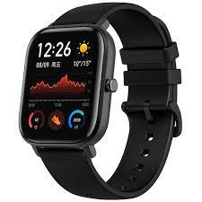 Купить Смарт-<b>часы Amazfit GTS</b> Obsidian Black в каталоге ...