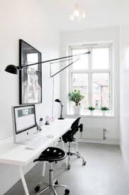 black white office inspiration black and white office