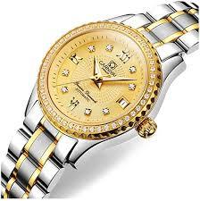 <b>CARNIVAL</b> Women's <b>Watch</b>, Fashion <b>Automatic Mechanical</b> ...