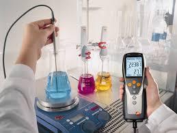 testo 735-1 - <b>3</b>-<b>х канальный</b> термометр | Измерение ...