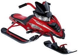 <b>YMC17001X Снегокат YAMAHA VIPER</b> SNOW BIKE красный ...