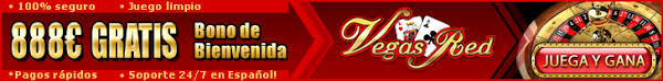 Bono de casino gratis en Casino Vegas Red